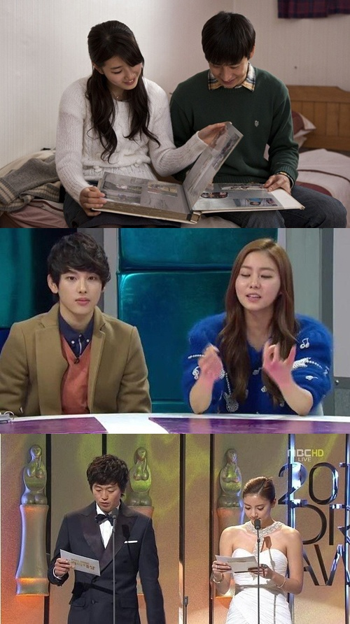 miss A's Suzy, After School's Uee, and Son Dam Bi Look Attractive Despite Broad Shoulders