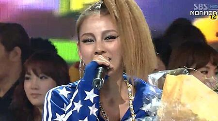 SBS Inkigayo 05.02.10 Performances