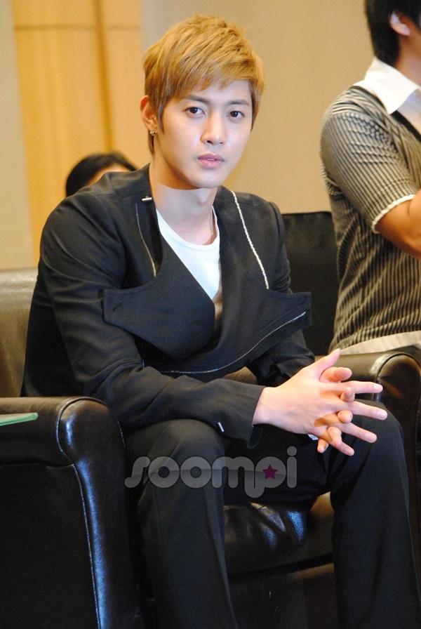 Kim Hyun Joong in Malaysia : The Press Conference