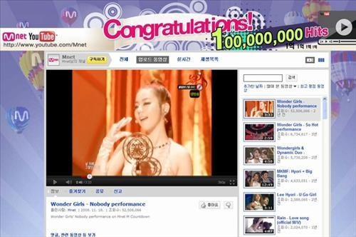 Mnet's Official YouTube Channel Exceeds 100 Million Views