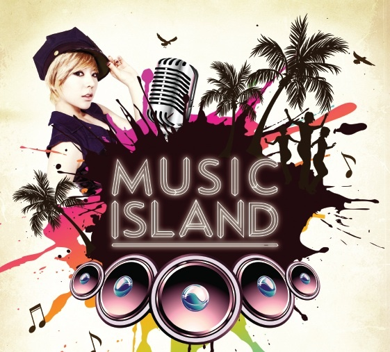 "SBS MTV ""Music Island"" Launches Official Facebook, Twitter, YouTube Channels"