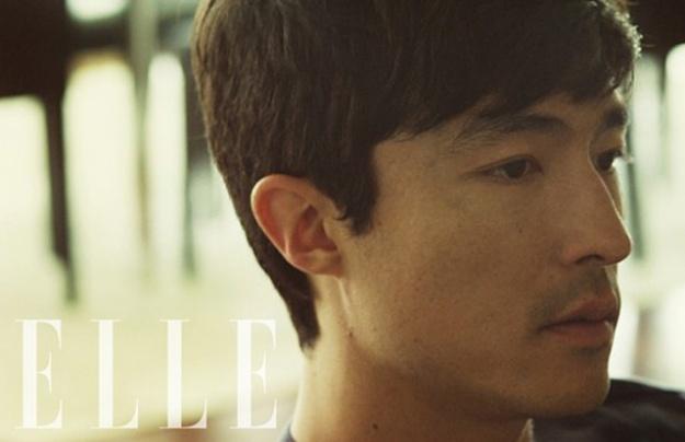 Daniel Henney Shows LA Chic on Elle
