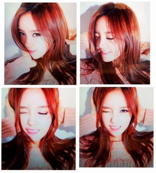 T-ara's Hyomin Wants to Go Back to Her Childhood