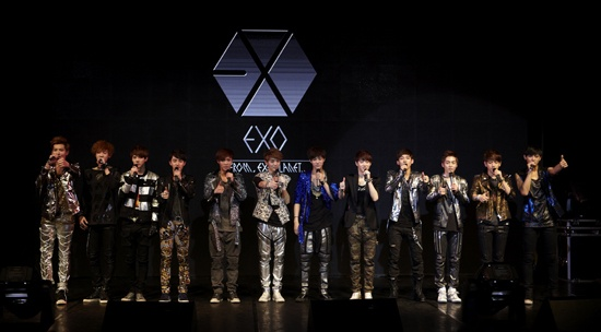 EXO Shares Full Version Part 1 Video of Debut Showcase