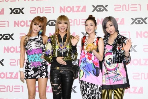 2NE1 Continues Success in Japan with #1 on Japanese Music Charts