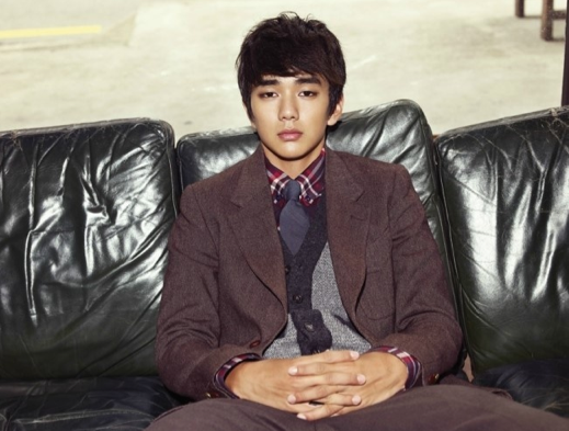 Yoo Seung Ho Chooses IU as His Ideal Type