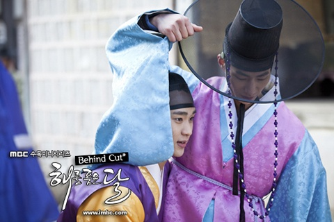 """The Moon that Embraces the Sun"" Episode 11 Preview"