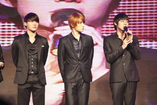 Why JYJ's Japanese Charity Concert Can't Find Venue