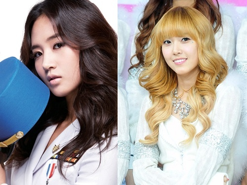 Photos of SNSD Jessica at a Candy Store and Yuri by Herself Draw Fan Interest