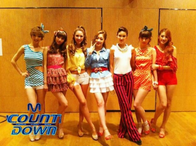 Seo In Young and Nine Muses to Perform in Abu Dhabi