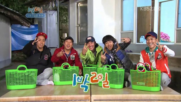 "‎[Preview] KBS ""Happy Sunday – One Night Two Days"" – Oct. 9 Episode"