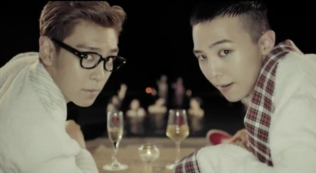 """GD & T.O.P Release Official Japanese Trailer for """"Oh Yeah"""" Featuring Park Bom"""