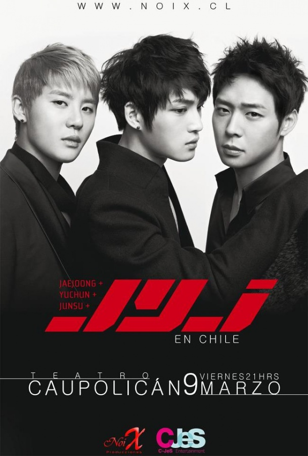 JYJ's Concert in Chile Starts a Madness for Tickets