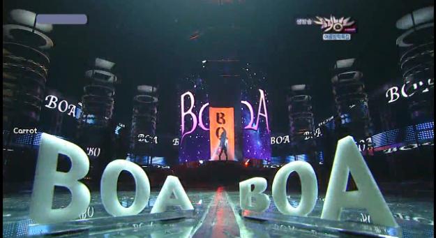 KBS Music Bank 08.06.10 Performances