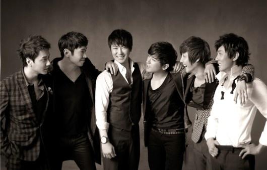 Shinhwa's Back To Their Old Comedic Antics