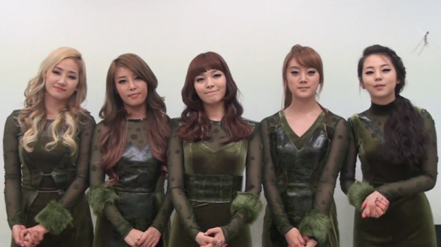 Wonder Girls Launch Official Google + Page