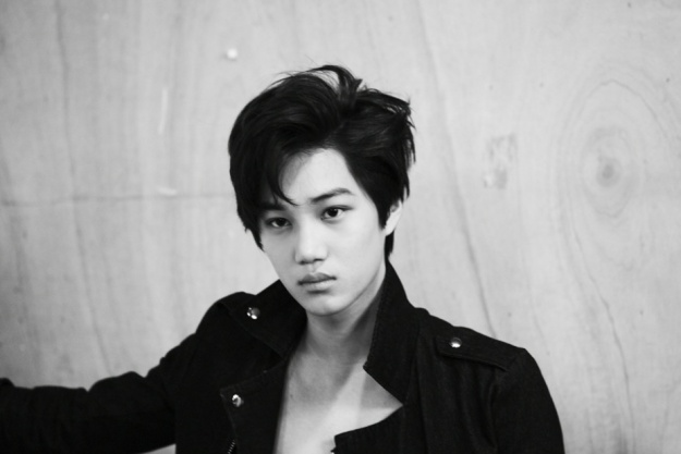 SM Entertainment Releases More Teaser Photos of Kai from New Group EXO
