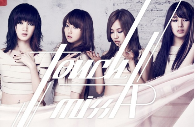 """Miss A Reveals Full MV for """"Touch"""""""