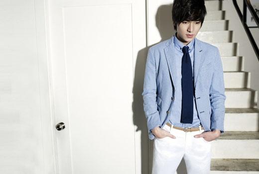 Lee Min Ho for S+ Trugen (S/S '11)