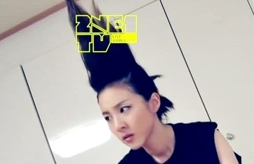"2NE1's Dara: ""I Think I'm Ugly…"""
