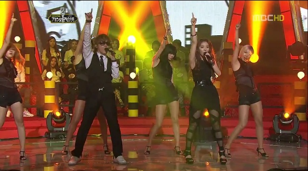 Wheesung and Trainee Ailee Wow the Audience