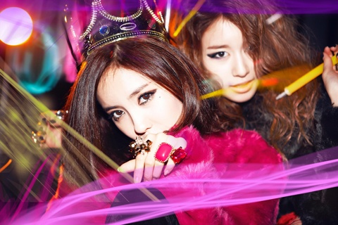 The Power of Photoshop: T-ara Hyomin Before and After