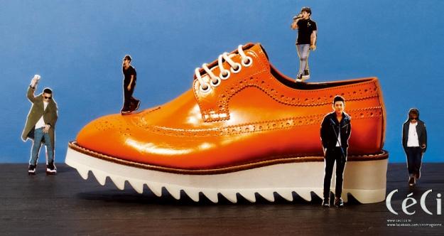 [Ceci] Men Wearing Higher Heels a la G-Dragon