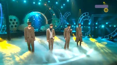 MBC Music Core 11.13.10