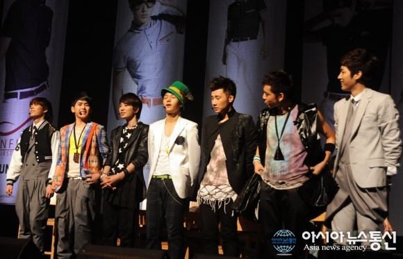 Debut Showcase 06.09.10 (Infinite)