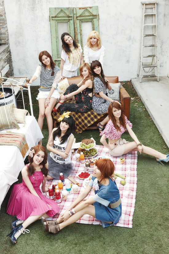 After School to Hold Second Fan Meeting Next Month