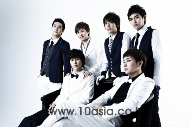 10 Asia Photoshoot (Super Junior)