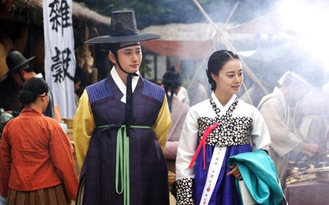 """Teasers and More Stills for """"The Princess's Man"""""""