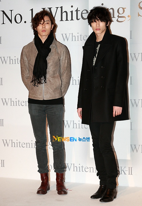 Actors and Actresses Attend SK-II Party in Black, White, and Beige
