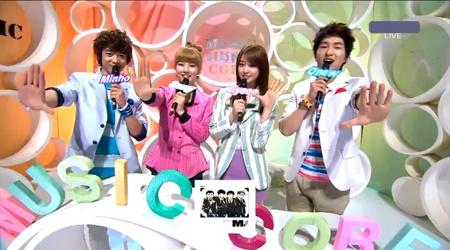 MBC Music Core 04.23.11