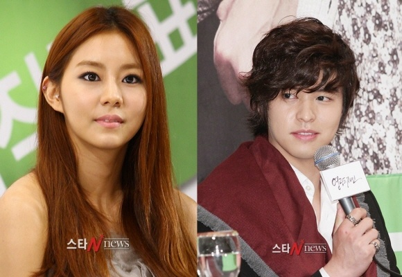 "Lee Jang Woo and Uee Named New MCs for ""Music Bank"""