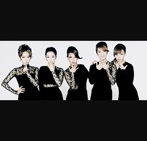 Wonder Girls' Funky Outfits and Crab Leg Dance