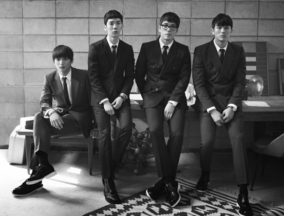 2AM's New Mini-Album to Get an Analog Version
