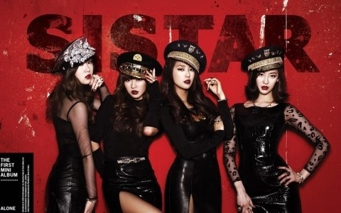 """SISTAR Performs """"Alone"""" on Music Core"""