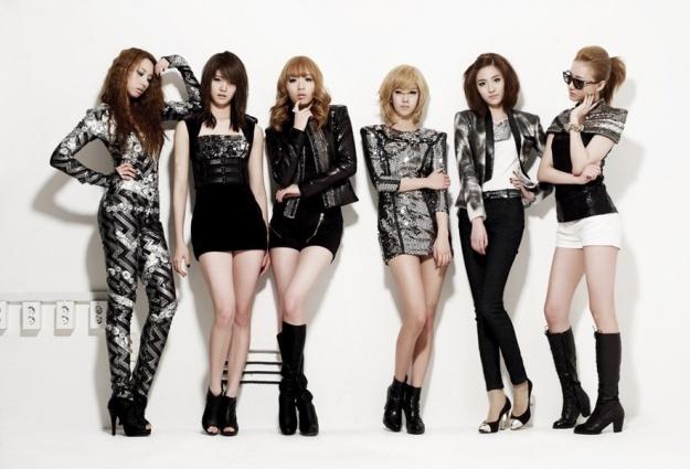 """Rookie Girl Group EXID: """"JYP Is One Reason We Must Succeed"""""""