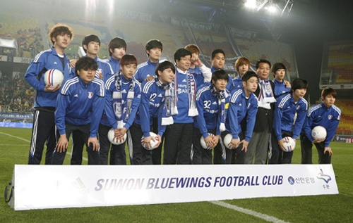 FC Men to Play the Opening Game for Suwon Bluewings' Chuseok Event