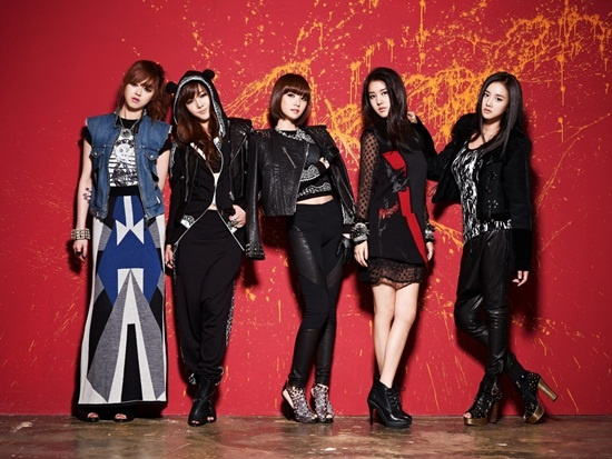 "Lee Hyori's Agency to Create 2nd Fin.K.L ""SPICA"""