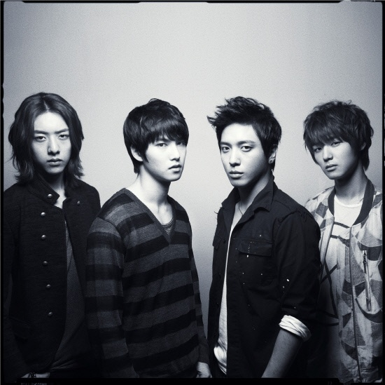 "CN Blue's ""Heartstrings"" OST Achieves Success On Taiwanese Charts"