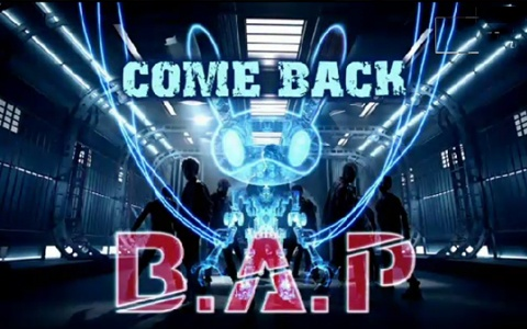 """B.A.P Makes Their Inkigayo Comeback With """"Power"""""""