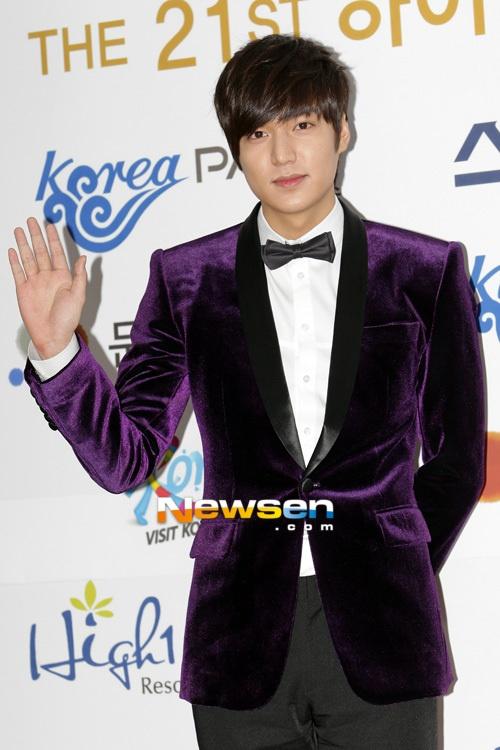 Lee Min Ho Picked as Favorite Blind Date Partner