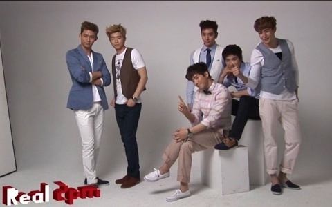 JYPE Releases [Real 2PM] In The Studio