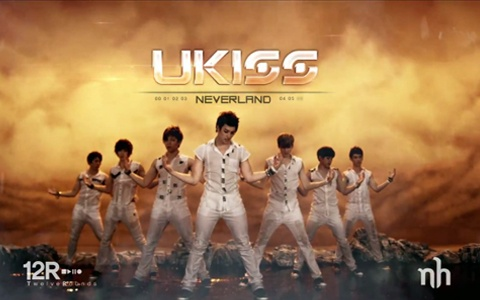 "U-KISS Releases ""Neverland"" Music Video"