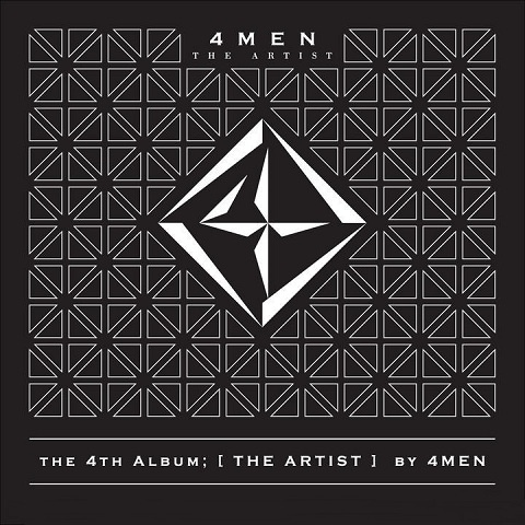 "[Album Review] 4Men – ""Vol. 4: The Artist"""