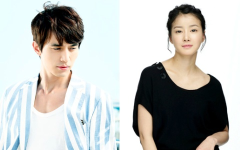 """""""Wild Romance"""" Starring Lee Dong Wook and Lee Si Young Release Photos of First Script Reading"""