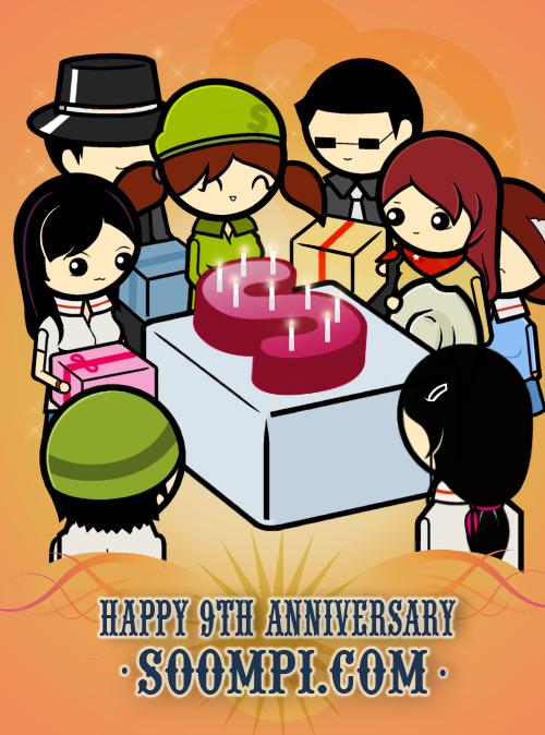 Soompi's 14th Birthday Celebration!