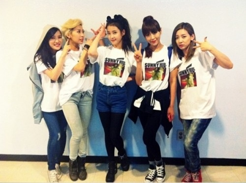 IU Makes a Surprise Girl Group?